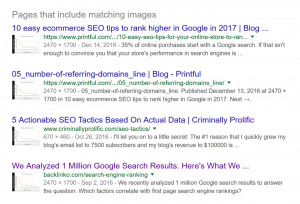 谷歌逆向图片搜索