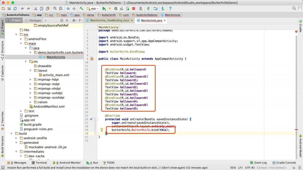 Zelezny插件生成的代码