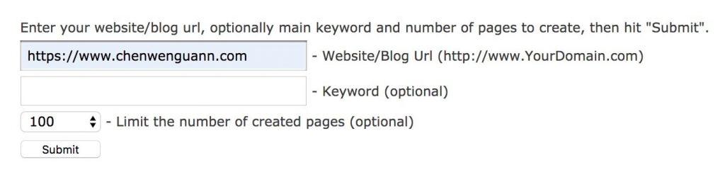 IMT网址提交工具